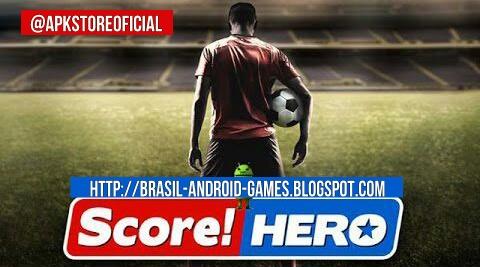 Score! Hero imagem do jogo