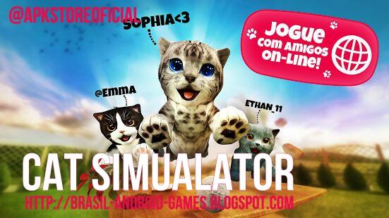 Cat Simulator imagem do jogo