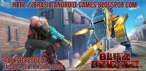 Blitz Brigade - FPS on-line! imagem do Jogo