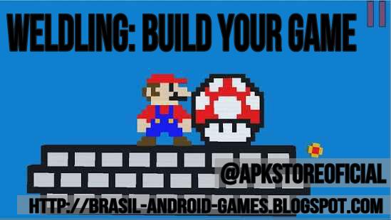 Weldling: Build Your Game imagem do Jogo
