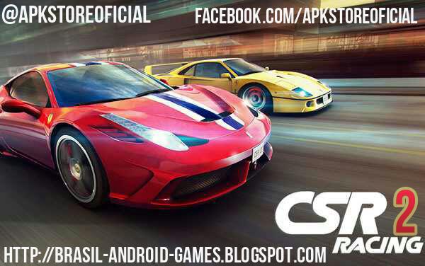 CSR Racing 2 imagem do Jogo