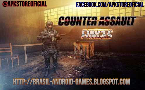 Counter Assault Forces imagem do Jogo