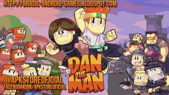 Dan The Man imagem do Jogo