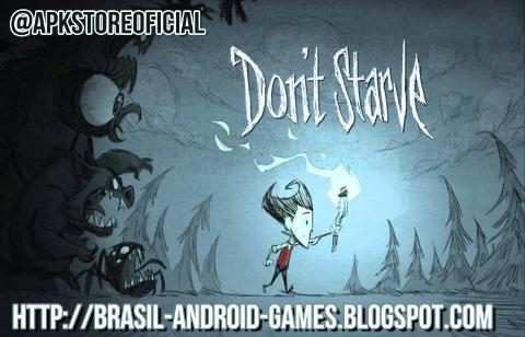 Don't Starve: Pocket Edition im Jogo agem do Jogo