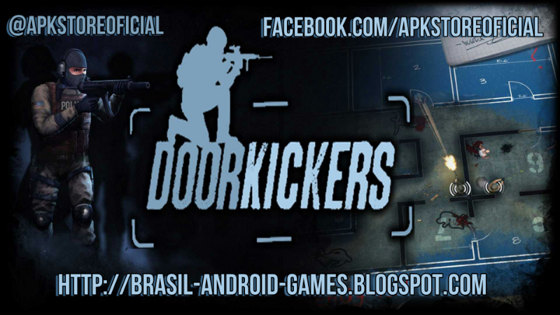 Door Kickers imagem do Jogo