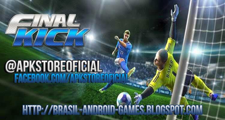 Final Kick: Futebol online imagem do Jogo