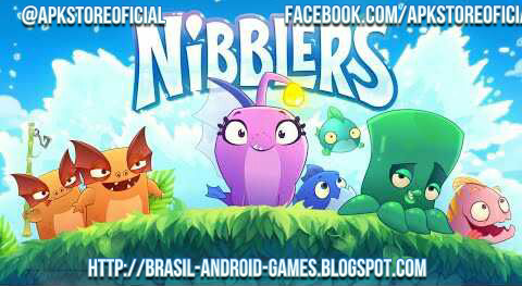 Fruit Nibblers imagem do Jogo