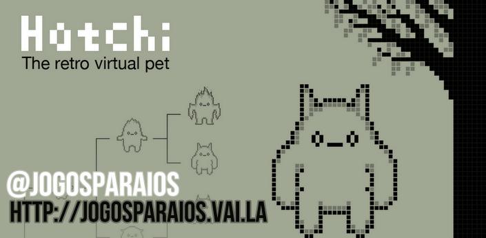 Hatchi - A retro virtual pet iOS imagem do Jogo