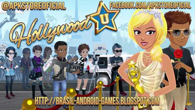 Hollywood U: Rising Stars imagem do Jogo