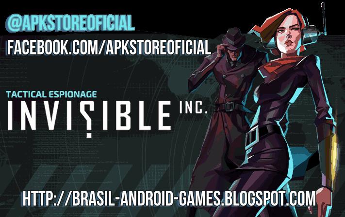 Invisible, Inc iOS imagem do Jogo