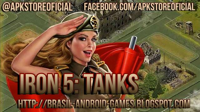 Iron 5: Tanks imagem do Jogo