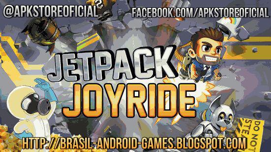 Jetpack Joyride imagem do Jogo