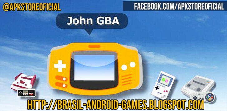 John GBA - GBA emulator imagem do Aplicativo