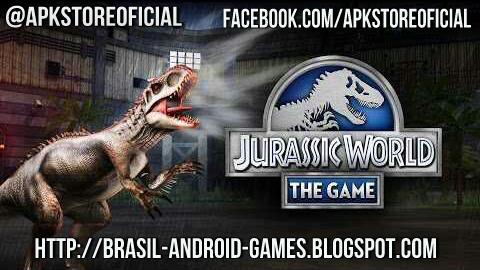Jurassic World™: O Jogo imagem do Jogo