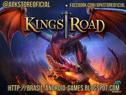 KingsRoad imagem do Jogo