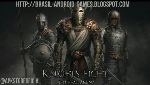 Knights Fight: Medieval Arena imagem do Jogo