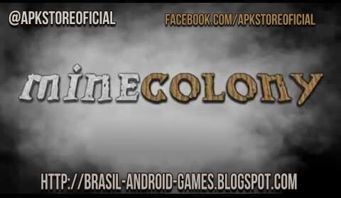 MineColony imagem do Jogo