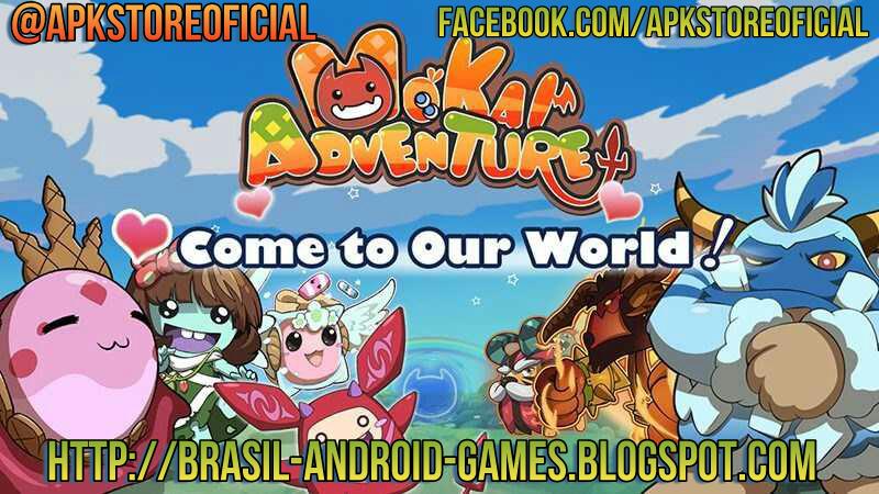 MoKai Adventure imagem do Jogo