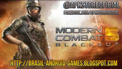 Modern Combat 5: Blackout imagem do Jogo