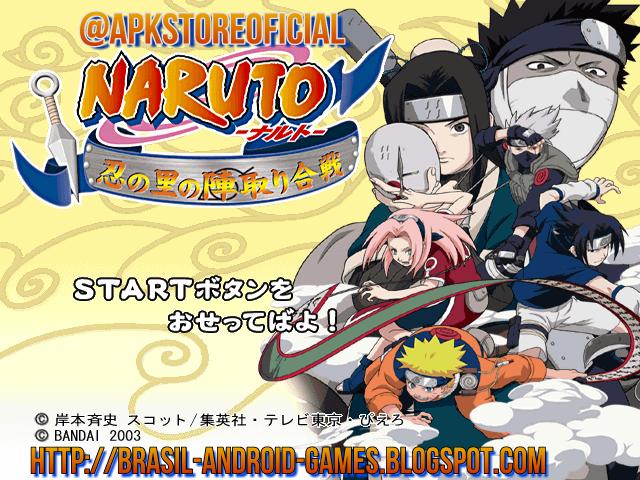 Naruto - Shinobi no Sato no Jintori Gassen imagem do jogo