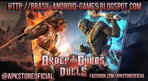 Order & Chaos Duels imagem do Jogo