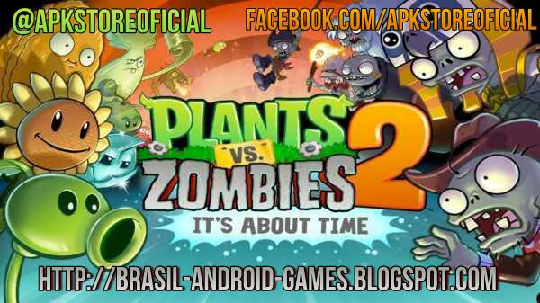 Plants vs. Zombies™ 2 imagem do Jogo