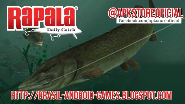 Rapala Fishing - Daily Catch imagem do Jogo