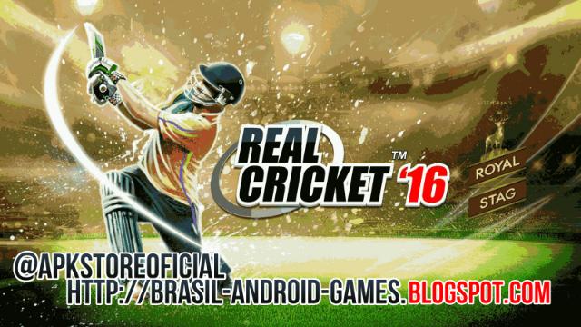 Real Cricket 16 Jogo imagem do Jogo