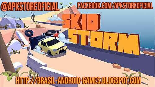 SkidStorm (Unreleased) imagem do Jogo