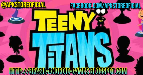 Os Mini Titãs - Teen Titans Go imagem do Jogo