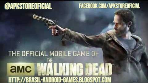 The Walking Dead No Man's Land imagem do Jogo