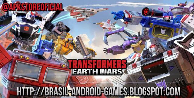 Transformers: Earth Wars imagem do Jogo