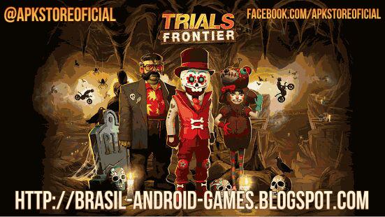 Trials Frontier imagem do Jogo