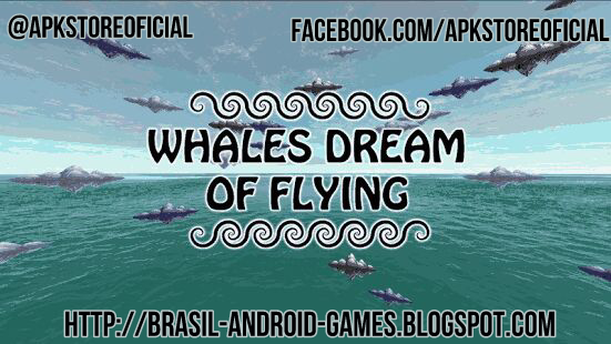 VR Whales Dream of Flying FULL imagem do Jogo