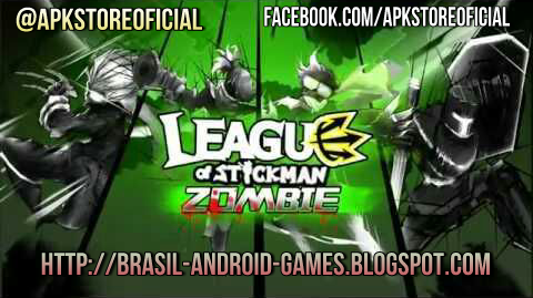 Zombie Killer: League of Sticks imagem do Jogo