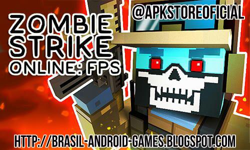Zombie Strike Online: FPS imagem do Jogo