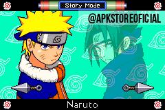 Naruto: Ninja Council (Eng) GBA screenshot