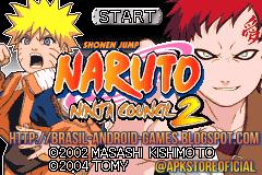 Naruto: Ninja Council 2 (BR,Eng) imagem do jogo GBA